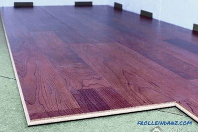 How to make a floating floor - floating floor design