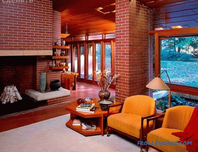 How to determine the bearing wall - in a brick, panel and monolithic house