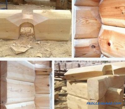 Glulam: deficiencies in the process of use