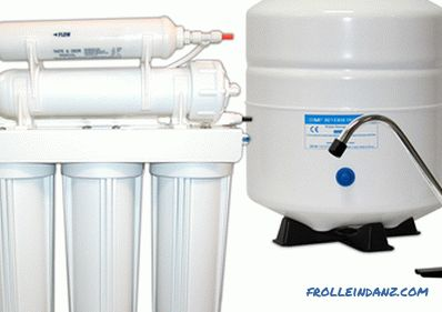 Which water filter for washing is better, rating of filters according to user reviews + Video