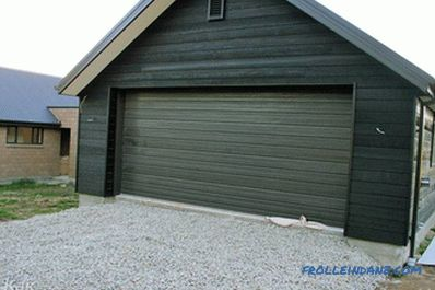 How to build a two-car garage