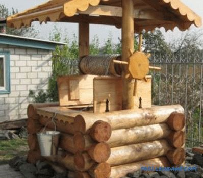 Do-it-yourself wooden buildings (photo and video)