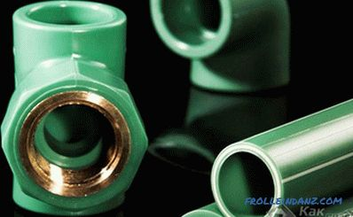 What polypropylene pipes to choose - brands of polypropylene pipes