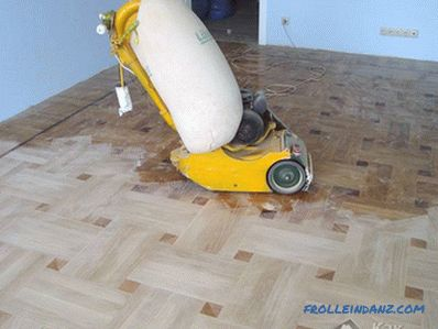 Scraping parquet with your own hands - instructions for scraping parquet