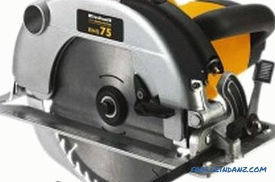 Which circular saw is better: domestic or professional use?