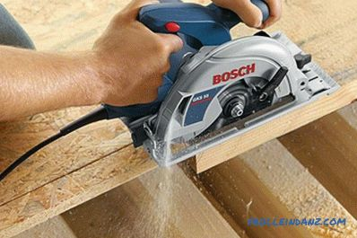 Choosing a circular saw for home: features and characteristics