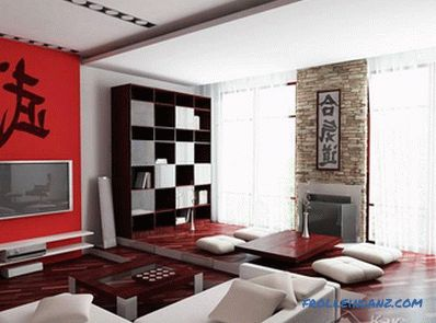 Oriental style in the interior - characteristics of the Oriental style (+ photos)