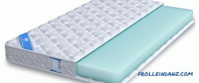 How to choose a mattress for a double bed with orthopedic effect + Video