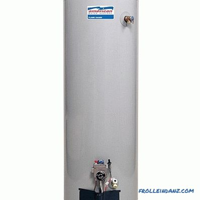 Rating of gas water heaters for reliability and quality, based on user feedback
