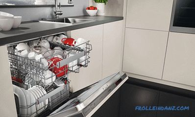 Rating dishwashers TOP 10 best 2019
