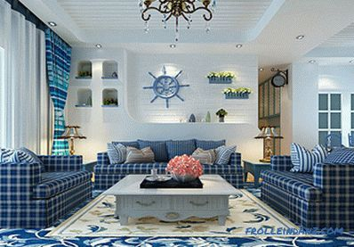 Mediterranean style in the interior - the rules of design and photo ideas for inspiration