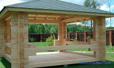 Wooden arbor designs: inexpensive garden designs