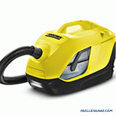 Rating of the best vacuum cleaners with aquafilter by user reviews