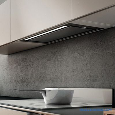 The best hoods for the kitchen - rating top 9 (2019)