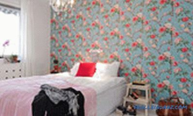 What wallpaper to choose for the bedroom, taking into account their practicality and design + Photo and Video