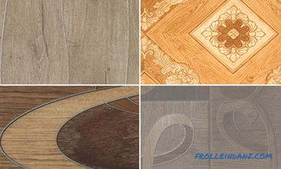 Tarkett linoleum - technical characteristics and properties of all collections