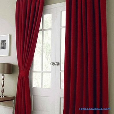 How to choose curtains in the bedroom