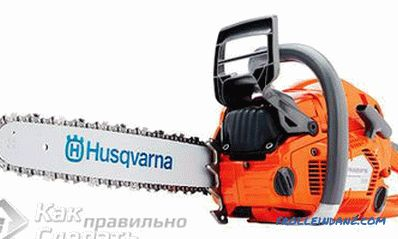 How to choose a chainsaw for the price and quality for giving and home