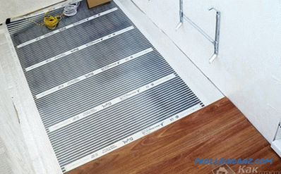 How to insulate the floor on the balcony