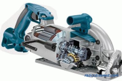 How to choose a circular saw: characteristics
