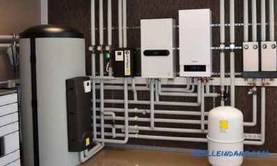 Condensation boiler - the pros and cons, the principle of operation