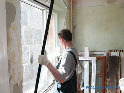 DIY plastic window repair