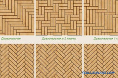 What to glue parquet: useful recommendations