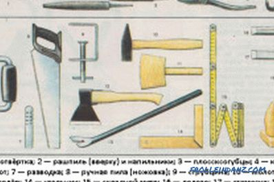 tools and materials, drawings, diagrams (photos and videos)