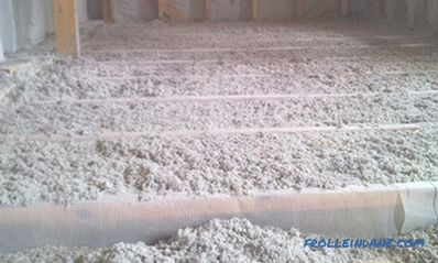 Ecowool - disadvantages, advantages and properties of insulation + Video