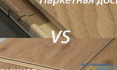 Laminate or floorboard - which is better and more practical + Video