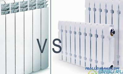 which radiators are better than bimetallic or cast iron + Video