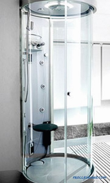 How to choose a shower - professional tips + Video