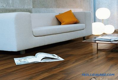 How to choose the color of the laminate - the choice of laminate