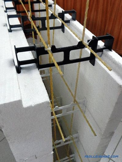 Fixed formwork with your own hands - how to make a formwork for the foundation