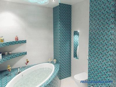 How to equip the bathroom - bathroom amenities (+ photos)
