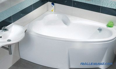 How to choose an acrylic bath