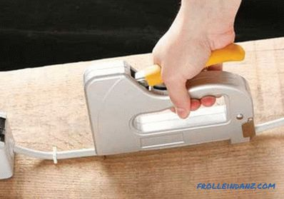 How to choose a construction stapler, its type and device depending on the tasks performed + Video