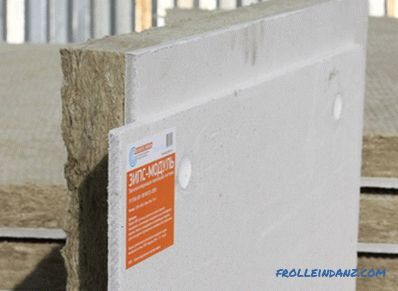 Noise insulation of the walls in the apartment - modern materials detailed review