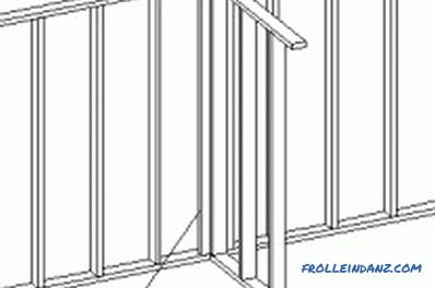 How to build a frame garage: the construction of buildings