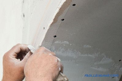 How to make an arch of plasterboard do it yourself