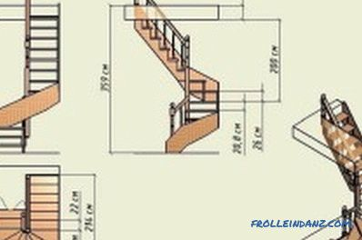 Making wooden stairs with your own hands: useful tips
