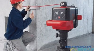 How to choose a laser level or level