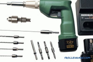 Choosing a drill: the main features and characteristics
