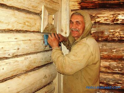 How to insulate a steam room - thermal insulation work in the steam room