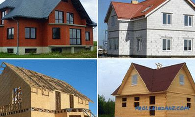 What is better to build a house