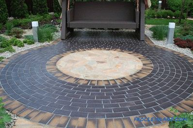 The tubag system is the best solution for natural stone, clinker and paving stones.