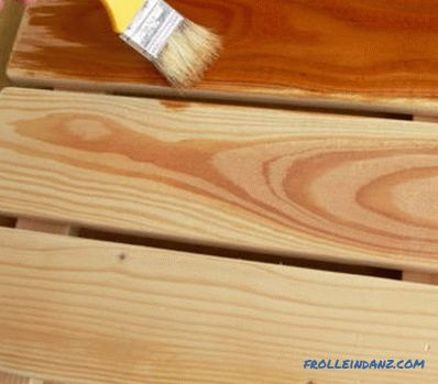 How to caulk a log bath: materials and work procedures