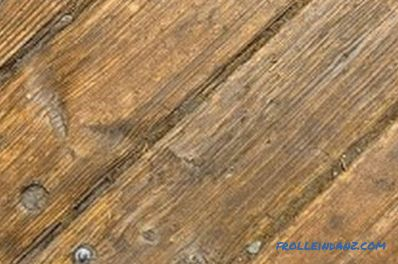 Leveling a wooden floor under the laminate with their own hands: tools, materials, steps (video)