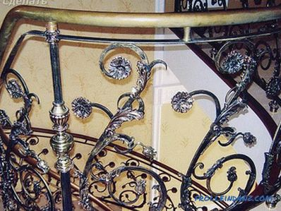 How to install balusters on the stairs