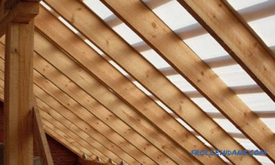 Roof rafter system - device, structure and component assemblies